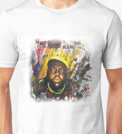 Biggie Tribute Unisex T-Shirt
