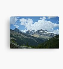 I Know That You Are Near Canvas Print