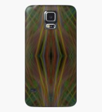Lasers Fractal Light Waves Abstract pattern Case/Skin for Samsung Galaxy
