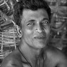 Negombo Fisherman by EveW
