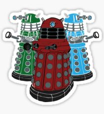 Daleks Sticker