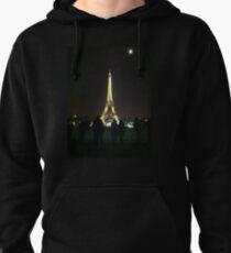 Eiffel Tower, Paris - France Pullover Hoodie
