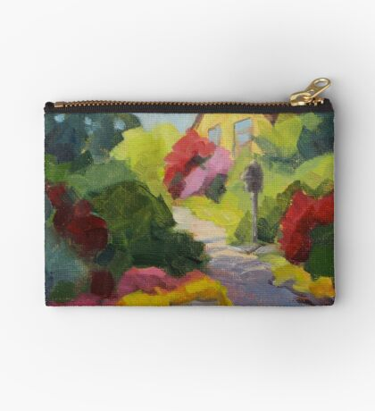 Garden Path - Daily Painting Studio Pouch