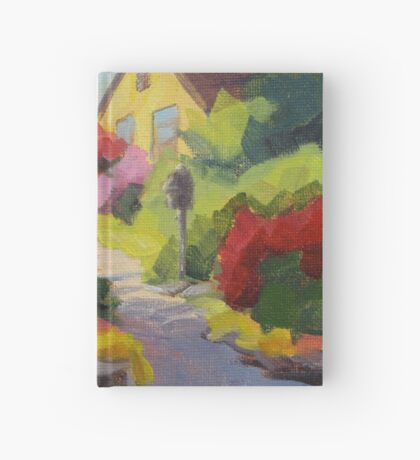 Garden Path - Daily Painting Hardcover Journal