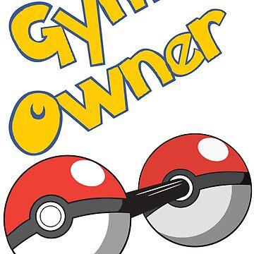 Pokemon Gym Owner by Tatman3000