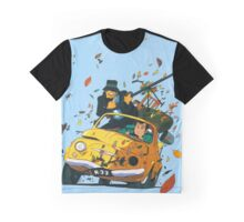 Lupin the third Graphic T-Shirt