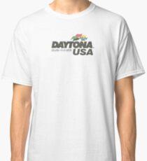 Daytona USA Retro Logo Sega Classic T-Shirt
