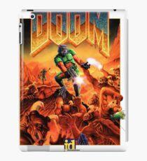 Doom Poster Art 1993 PC iPad Case/Skin