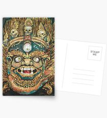 Mahakala Postcards