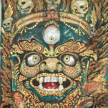 Mahakala by tillyworld
