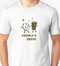 Couple's Skate Slim Fit T-Shirt