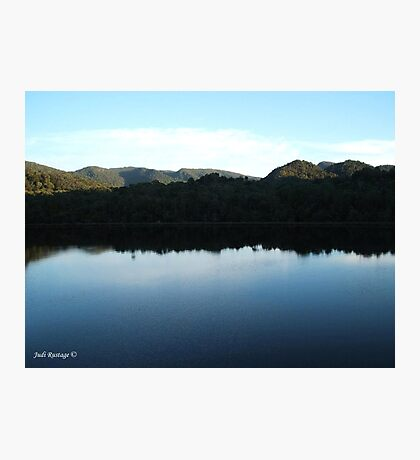 Harbour reflections Photographic Print
