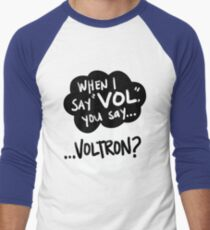 The Fault in Our Keith Men's Baseball ¾ T-Shirt