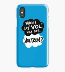 The Fault in Our Keith iPhone Case/Skin