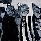 football fans by glennbrady