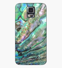 ABALONE PRINT Case/Skin for Samsung Galaxy