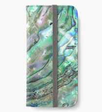 ABALONE PRINT iPhone Wallet/Case/Skin