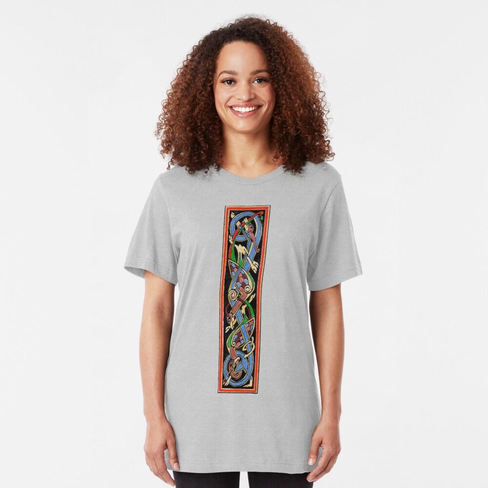 Hound and Hawks  Slim Fit T-Shirt