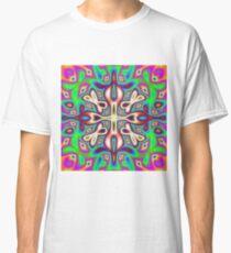 nine-dimensional flower Classic T-Shirt