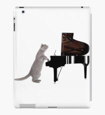 Piano Cat - Meowsicians iPad Case/Skin