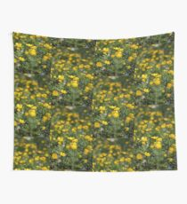 Buttercups, As You Wish Wall Tapestry