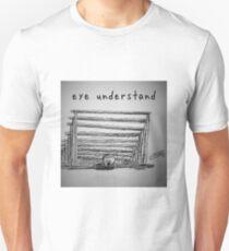 "PUN COMIC - ""EYE UNDER-STAND"" T-Shirt"