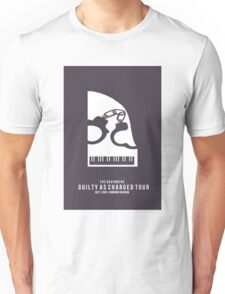 Guilty as Charged - Klavier Unisex T-Shirt