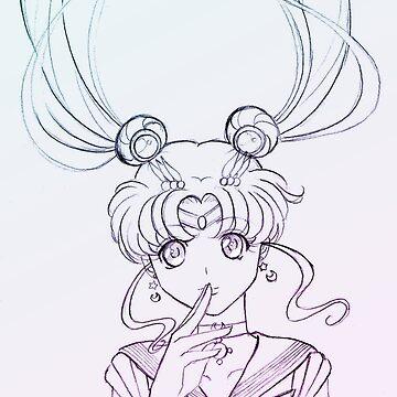 Sailor Moon by psyconorikan