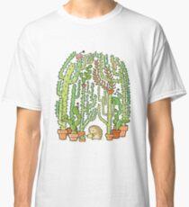 cactus erizo Camiseta clásica