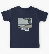 Glasgow of the Apes Kids Tee