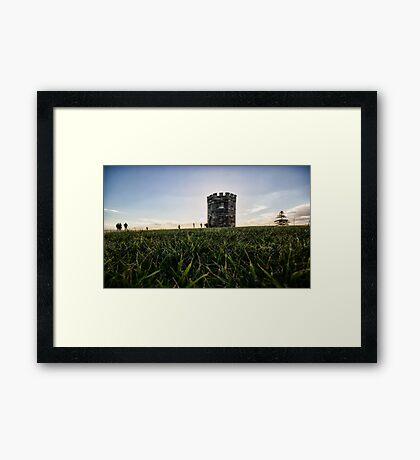 La Perouse Castle Framed Print
