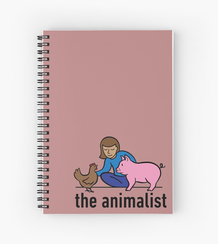 The Animalist - Colour by Vincent Berraud