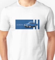 T-shirt Car Art - Renault 8 Gordini Unisex T-Shirt