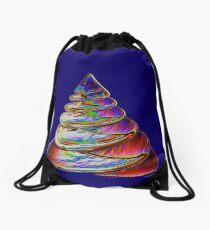Spiralis Drawstring Bag