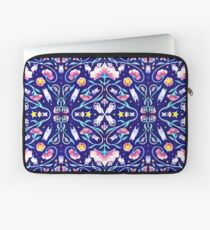 Flora Cosmica Laptop Sleeve