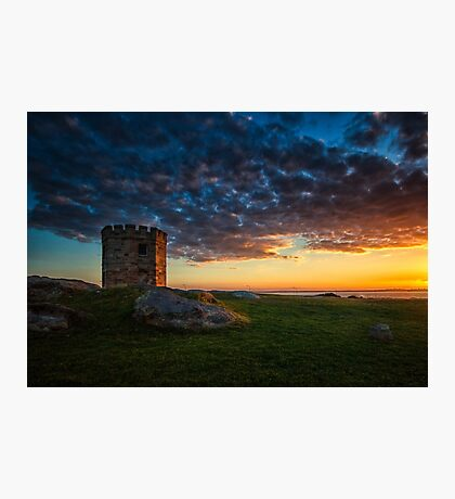 La Perouse Sunset Photographic Print