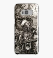 LeChuck's Revenge Engraving Samsung Galaxy Case/Skin