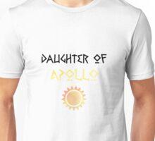 daughter of apollo Unisex T-Shirt