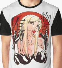 Kiss Shot Graphic T-Shirt