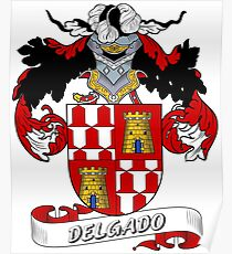 Delgado Poster