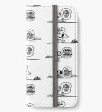 Here Comes Snoopy #1 iPhone Wallet/Case/Skin
