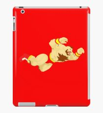 Zangief Minimal  iPad Case/Skin