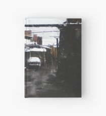 passing by and looking in Hardcover Journal