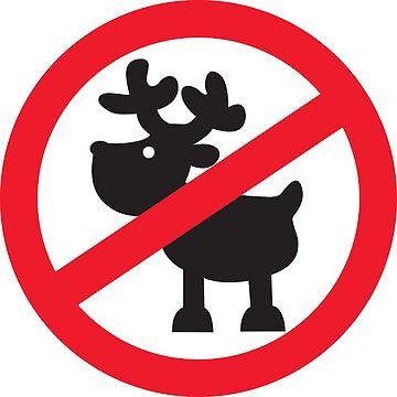 No Christmas - no reindeers by nektarinchen