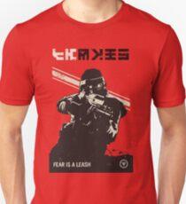 Killzone - Fear Propaganda Poster T-Shirt
