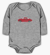 Red Karmann Ghia Kids Clothes