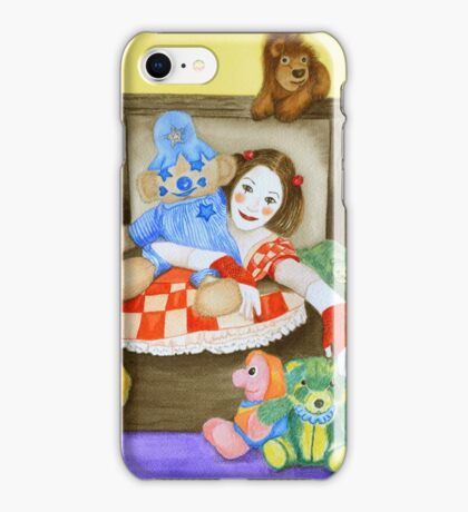 Mime in ToyBox iPhone Case/Skin