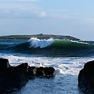 Long Strand West Cork Ireland by Phillip Cullinane