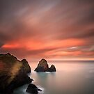 Nohoval Cove Ireland by Phillip Cullinane