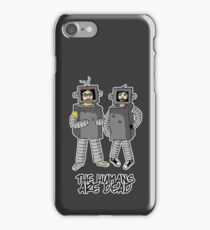 The Humans are dead. iPhone Case/Skin